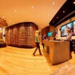 Офис будущего CUA в Австралии: с фотографиями клиентов и травяной стеной