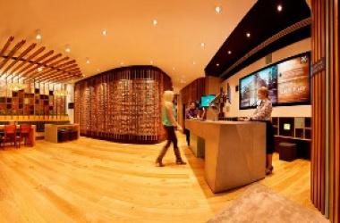 Отделение банка будущего - QUA, Австралия