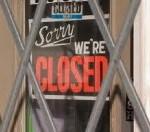 Сокращение персонала банков, закрытие отделений банков