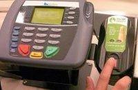 Биометрические банковские счета, оплата с помощью отпечатка пальца
