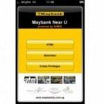 Maybank выпустил новое приложение для iPhone. Банк и Facebook в одном кармане