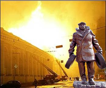 Нужен ли памятник герою фильма Мимино в Москве?