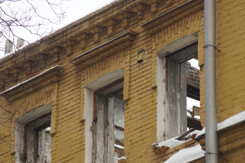 Группа ЛСР разрушает дом Привалова