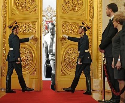 Где президент Путин