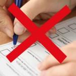 Я не пойду на выборы